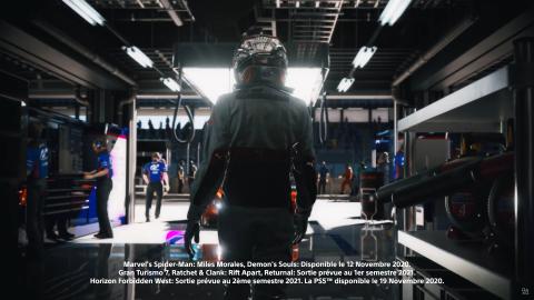 PS5 : Gran Turismo 7, Ratchet & Clank Rift Apart et Returnal sont prévus pour le premier semestre 2021