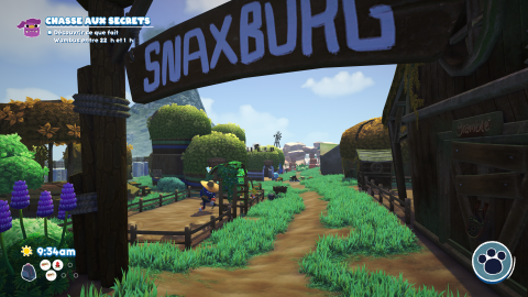 Bugsnax - Une aventure singulière qui plaira aux plus petits