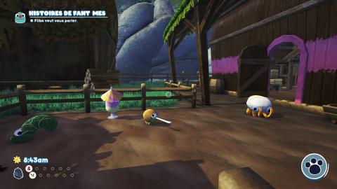 Bugsnax - Le jeu PS5 devait proposer une fin bien plus sombre