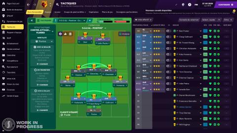 Football Manager 2021 : la bêta disponible sur PC pour les joueurs ayant précommandé