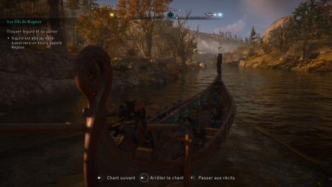 Assassin's Creed Valhalla se dote de modes Performance et Qualité sur PS5 / Xbox Series