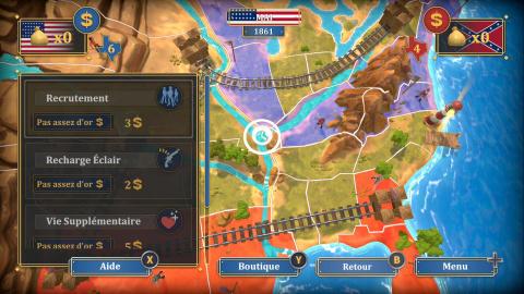 Les Tuniques Bleues : Nord & Sud - Sonnez la charge !