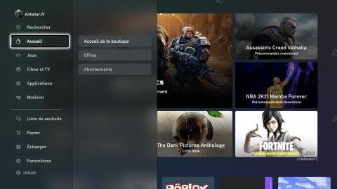 Comment utiliser l'application YouTube sur Xbox Series ?