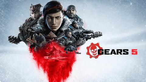 Gears 5 sur Xbox Series