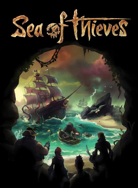 Sea of Thieves sur Xbox Series