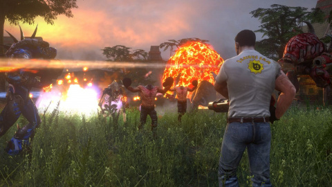 Serious Sam Collection arrive sur PS4, Xbox One et Nintendo Switch