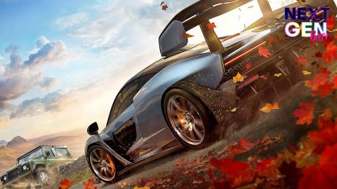 Forza Horizon 4 : L'expérience Halo sur la Xbox Series X