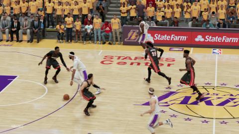 NBA 2K21 : La saison 4 du mode Mon ÉQUIPE est lancée