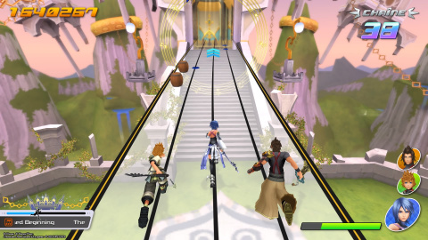 Kingdom Hearts : Melody of Memory, une balade nostalgique dense