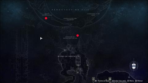 Destiny 2 Au-Delà de la Lumière, éclats entropiques : emplacements et récompenses, notre guide