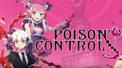 Poison Control sur Switch
