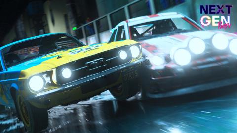 DiRT 5 : Tour de piste sur Xbox Series X