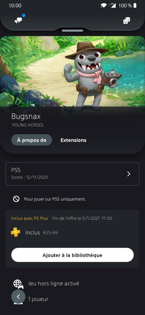 Bugsnax offert avec le PS+ : comment récupérer le jeu gratuitement sans attendre la sortie de la PS5 ?