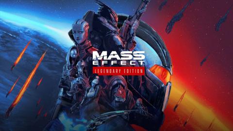 Mass Effect : Legendary Edition sur PS5