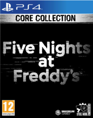 Five Nights at Freddy's : Core Collection sur PS4