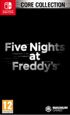 Five Nights at Freddy's : Core Collection sur Switch