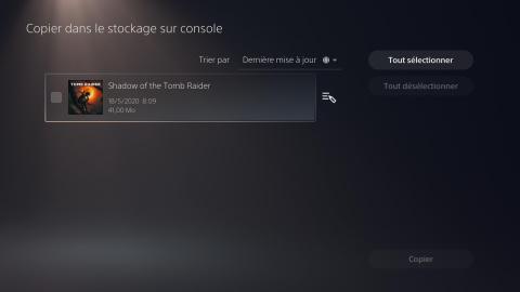 Comment optimiser son espace disque sur PS5 ? Nos conseils et astuces