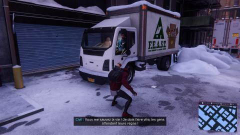 Mon camion est HS