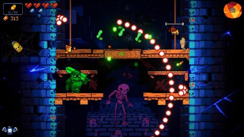 Exit the Gungeon débarque sur PS4 et Xbox One en compagnie d'une mise à jour
