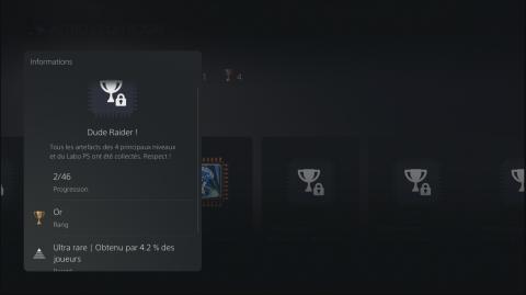 Comment partager vos succès/trophées sur PS5 ?