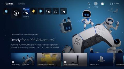 Comment vous connecter sur votre PS5 avec votre compte PlayStation / PSN ?