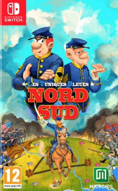 Les Tuniques Bleues - Nord & Sud (Remaster)