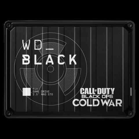 Western Digital dévoile trois HD et SSD aux couleurs de Call of Duty