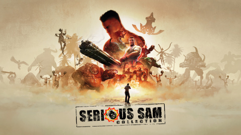 Serious Sam Collection sur PS4