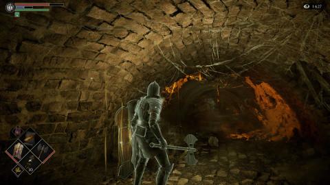 Niveau 2 - 2 : De La Ville-tunnel au Temple Souterrain