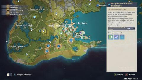 Genshin Impact, Astres évanouis : notre guide de l'événement (Etape 3)