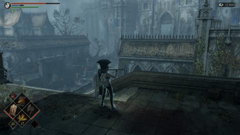 Niveau 1 - 3 : De La Cour intérieure à La Tour du roi