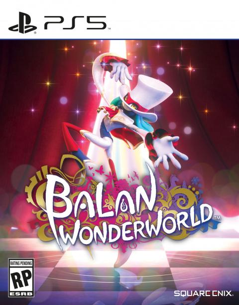 Balan Wonderworld sur PS5