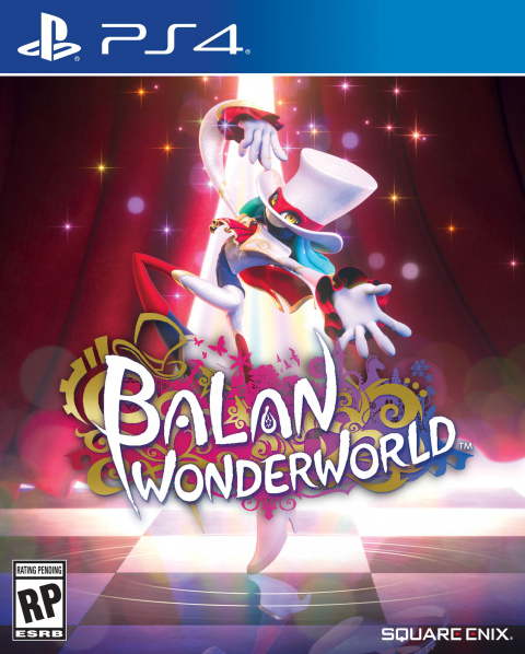Balan Wonderworld sur PS4
