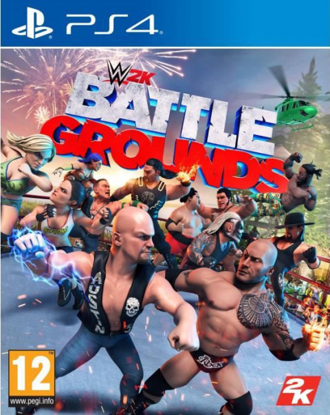 WWE 2K Battlegrounds à 15 € chez Cdiscount avant le Black Friday