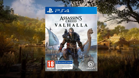 Réduction sur Assassin's Creed Valhalla PS4 chez CDiscount avant le Black Friday