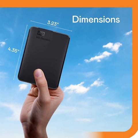 Profitez du disque Dur Western Digital 5 To à prix compétitif avant le black friday