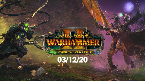Total War : Warhammer II - The Twisted & The Twilight sur PC