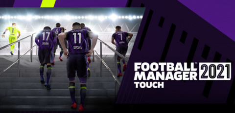 Football Manager 2021 Touch sur Switch