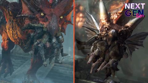Demon's Souls - Les versions PS3 et PS5 comparées