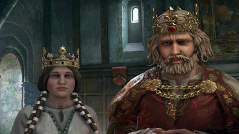 Crusader Kings 3 - Présentation du Créateur de Dirigeant et de la mise à jour gratuite