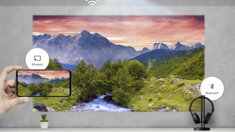 -200 € sur le Videoprojecteur connecté LG HU70LS avant le Black Friday
