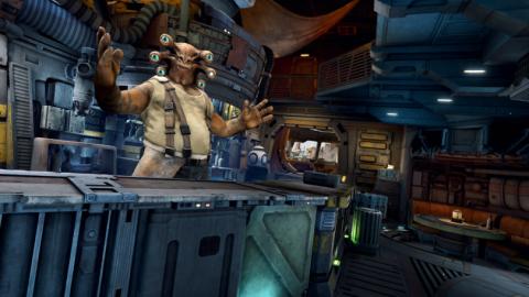 Star Wars : Tales From the Galaxy's Edge - un FPS moyen au service d'une bonne ambiance