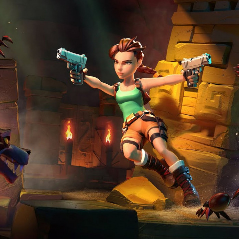 Tomb Raider Reloaded sur Android