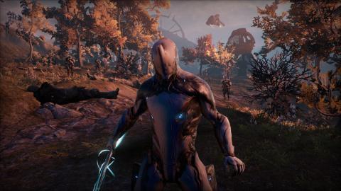 Warframe : la version PS5 sera lancée le 26 novembre