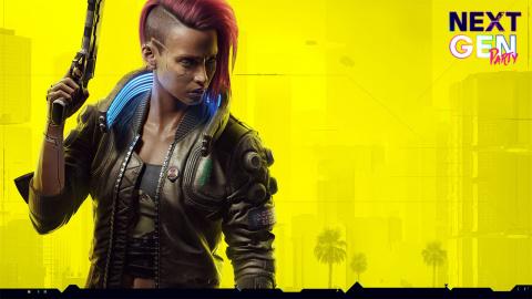 Cyberpunk 2077 se montre sur PS4 Pro et PS5 via la rétrocompatibilité