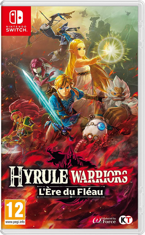 Bon plan Nintendo : Hyrule Warriors : l'ère du fléau en réduction à -38%