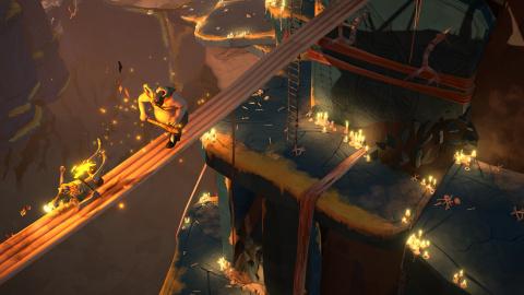 Deep Silver annonce Gods Will Fall, un jeu d'action dark fantasy
