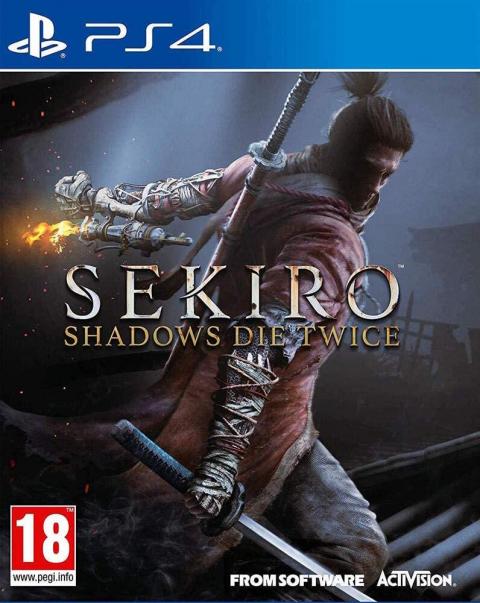 Sekiro Shadows Die Twice à prix réduit sur Amazon avant le Black Friday