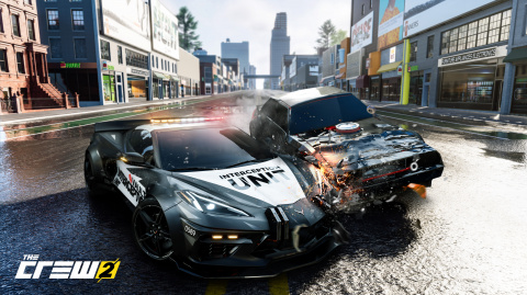 The Crew 2: The Chase update is available