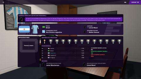 Football Manager accroche un record de vente symbolique